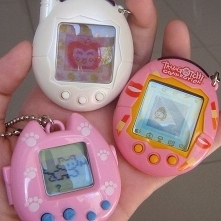W latach 90-tych marzenie każdego dziecka :D pamiętam moje pierwsze tamagotch...