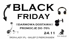 Wow! Tak Jeszcze Nie Było - Darmowa Dostawa & Promocje do - 70%  Iron-lady.pl