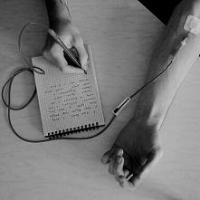 ,,Poezję pisze się łzami, p...