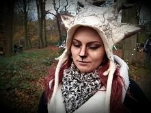 Deer make-up cosplay