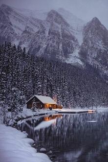 Park Narodowy Banff, Kanada