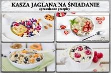 Kasza jaglana na śniadanie czyli jaglanka - zobacz przepisy na jaglankę