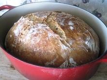 Prosty chleb drożdżowy piec...