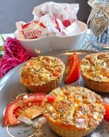Śniadaniowe muffinki jajecz...