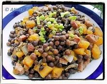 Slow Food: Roveja z dynią i kiełbaską- Pumpkin & Sausage Roveja Recipe - ...