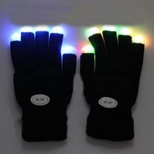 Rękawiczki Świecące Na Impr...