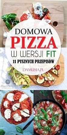 Domowa Pizza w Wersji FIT –...