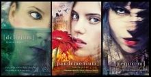 Lauren Oliver 1. Delirium 2. Pandemonium 3. Requiem