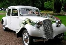 Citroen BL11 z 1951r. do ślubu