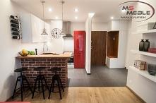 Praca wre! Przedstawiamy naszą realizację całego apartamentu. Kompleksowo - p...