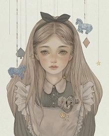 Portret Alicji