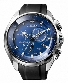 Nowość! Citizen BZ1020-14L to połączenie unikatowego stylu z nowoczesną technologią ! Ten zegarek to Hybrydowy Smartwatch Łączy się z telefonem za pomocą Bluetooth. Koperta odpo...