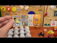Kinder Suprise Minions & Cars and more