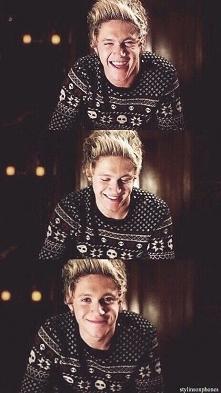 Ten uśmiech... Aww ♥