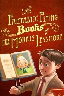 The Fantastic Flying Books of Mr. Morris Lessmore (2010)  Animacja zainspirow...