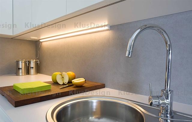 Oświetlenie Kuchni Z Oprawami Led Od Klusdesignpl Na Mój