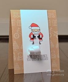 Kartka - lista życzeń