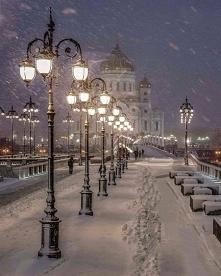 Zimowe krajobrazy ❤