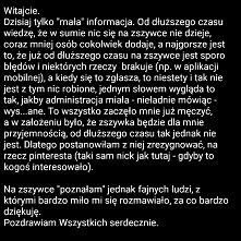 Informacja.