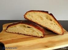 Chleb na kefirze bez zakwasu i drożdży