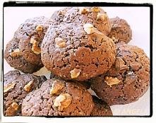 Ciasteczka czekoladowe z or...