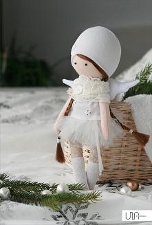 angels aniołek lalka