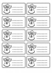 kartki na prezenty
