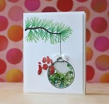 Kartka świąteczną