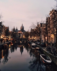 Let me take you to A'dam for a cup of ☕️