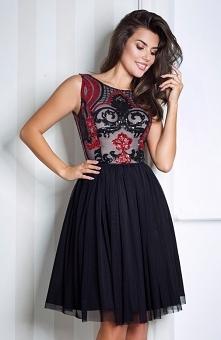 Monnom Cora midi sukienka c...