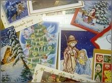 jak co roku wysyłam kartki ...