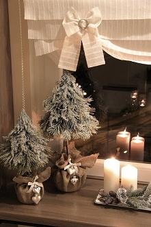 Piękne świąteczne dekoracje które chcielibyśmy aby znalazły się w naszych domach:)