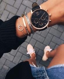 Uwielbiam zegarki ..
