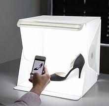 Namiot Bezcieniowy Studio Do Zdjęć Stół Lightbox
