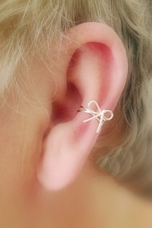 Non pierced earring from Etsy