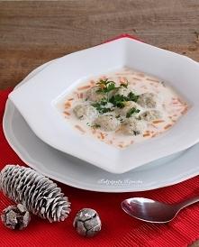 Świąteczna zupa rybna z pul...