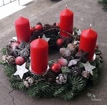Magia Świąt. Wianek adwento...