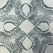 Zszywki <3 Patterns by Adam Hillman