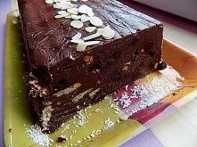 Blok czekoladowy bez cukru