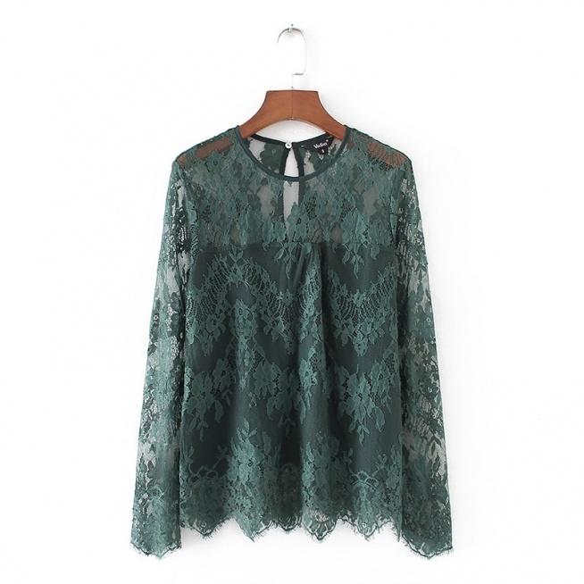 Elegancka, koronkowa bluzeczka, idealna na każda okazję ♥ Kliknij w zdjęcie i zobacz, gdzie ją kupić ;)