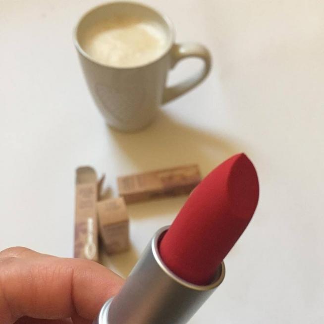 naturalne pomadki Couleur Caramel