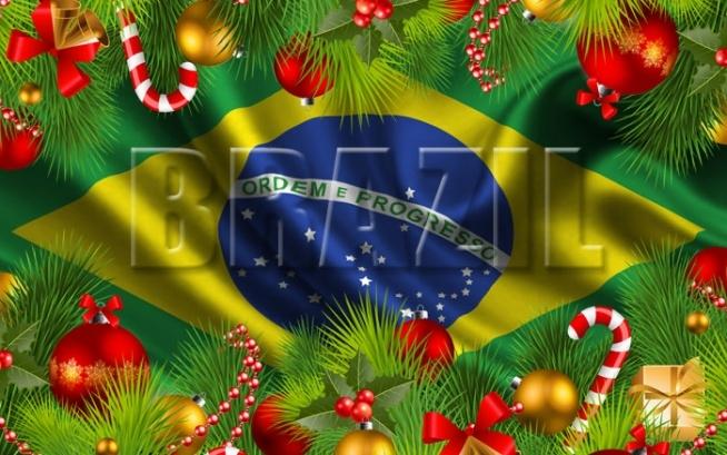 """BRAZYLIA - Święta obchodzone są tam podobnie jak w Portugalii - są szopki, podobne kolędy ale...! W tradycyjnym przedstawieniu Bożego Narodzenia pojawia się kobieta która próbuje porwać Dziecię Jezus! Po Mszy Świętej, często jest huczny pokaz sztucznych ogni, więc na pewno nikt tego święta nie ominie :D Dzieci często zostawiają na oknach swoje skarpetki, które """"Papa Noel"""" wymienia na prezenty :D Jeśli chodzi o prezenty, to przez cały grudzień daje się je sobie pod fałszywym imieniem - tak, żeby nikt nie wiedział od kogo on jest, a do podarowanego prezentu przyznaje się dopiero w Święta :D"""
