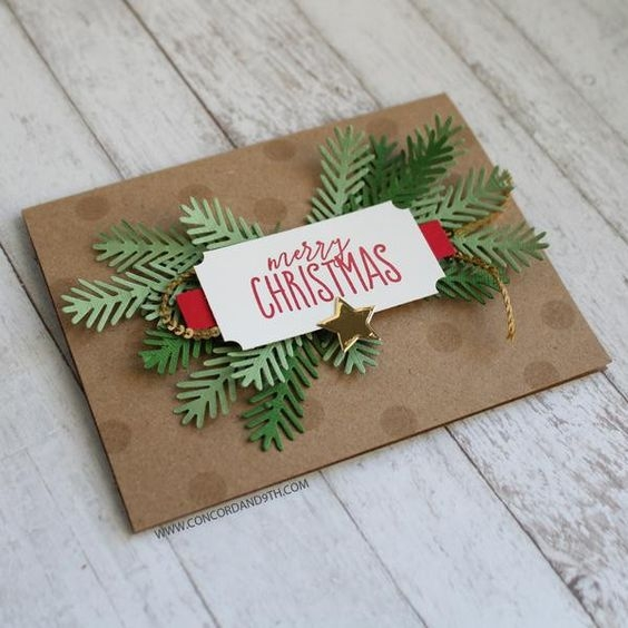 Jako tradycjonalistka, przed Świętami wysyłam kartki do najbliższych.