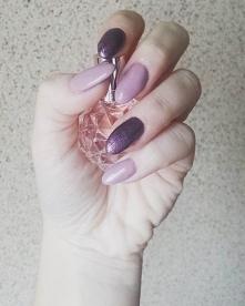 moje pierwsze żelowe paznokcie na naturalnej płytce wykonane flexy gel <3 ...