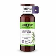 Wzmacniający Szampon Dr.Konopka  Wzmacniający Szampon Dr.Konopka zawiera specjalny organiczny olejek roślinny dla włosów dr.Konopki Nr.28 oraz organiczny olejek rozmarynowy, któ...