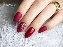 Malinowa czerwień Beauty Rose w świątecznej odsłonie <3