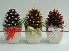 Domowe zabawy w przygotowywaniu ozdób na Święta :)
