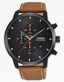 Lorus RM365EX9 elegancki zegarek męski zasilany kwarcowym mechanizmem Seiko. ...