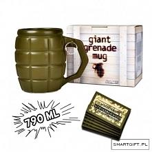 Kubek Granat 790 ml Doskona...