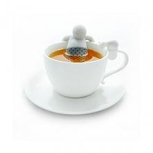 Zaparzaczka do herbaty - li...